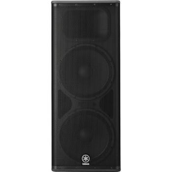 "Yamaha DSR215 Dual 15"" 1300W Active 2-Way Loudspeaker"