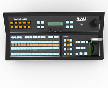 Ross Video Carbonite Black 1 1 M/E Panel ONLY!