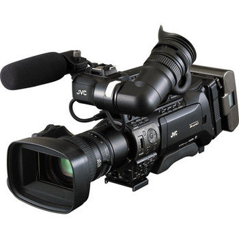 JVC GY-HM890U ProHD Compact Shoulder Mount Camera w/ Fujinon 20x Lens