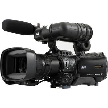 JVC GY-HM890U ProHD Compact Shoulder Mount Camera w/ Fujinon 20x Lens