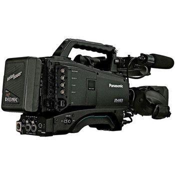 USED Panasonic AJ-PX800 P2 HD AVC-ULTRA Camcorder, Body Only