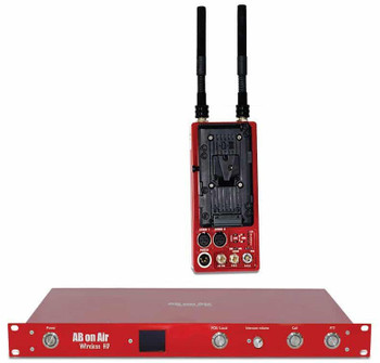 AB512-1RU Wireless Kit