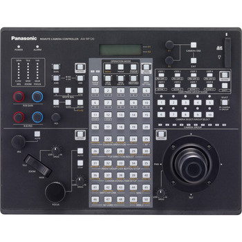 BSTOCK Panasonic AW-RP120 Remote Camera Controller  for up to 100 Remote Cameras