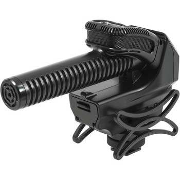 Azden SMX-30: Stereo-/Mono-Switchable Video Microphone