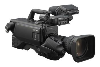 Sony HDC-3500L: Three 2/3-inch 4K CMOS sensors portable system camera for fiber operation