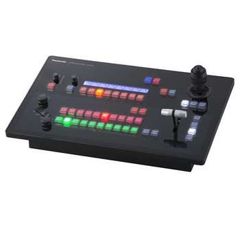 Panasonic AV-HLC100P : Live Production Streaming Switcher Controller and PTZ Camera Controller