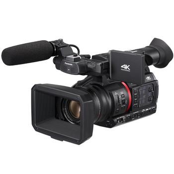 "Panasonic AG-CX350 High-End 1.0"" MOS 4K/HDR/10-bit Streaming Camcorder with 20x lens & NDI (Optional)"