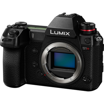 Panasonic DC-S1RBODY Lumix DC-S1R Mirrorless Digital Camera (Body Only)