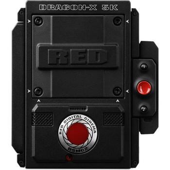 RED 710-0317 DSMC2 BRAIN with Dragon-X 5K S35 Sensor