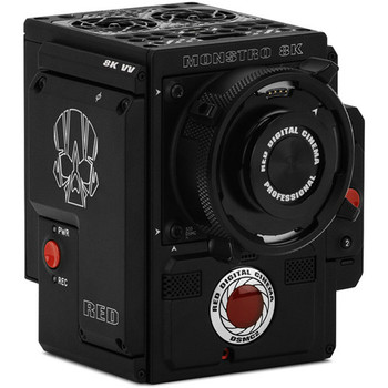RED Digital Cinema 710-0303 DSMC2 BRAIN with MONSTRO 8K VV Sensor