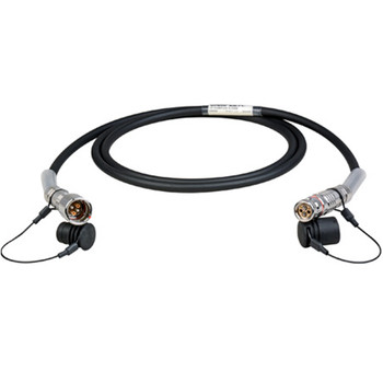 Camplex HF-FUWPUW-S-0100 LEMO FUW Male to LEMO PUW Female Indoor Studio Fiber Camera Cable (100')