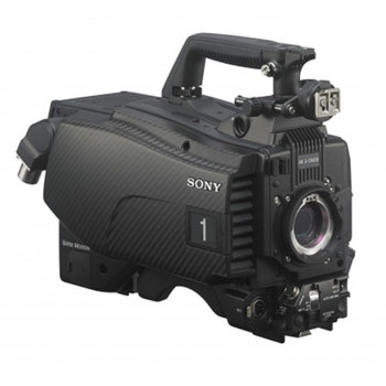 Sony HDC-4300L 4K and HFR Fiber Live Camera System