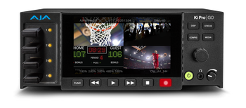 AJA Ki Pro GO Multi-Channel H.264 Recorder and Player