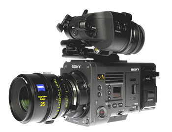 Sony Venice Cinema Package with Anamorphic and Full Frame Licenses