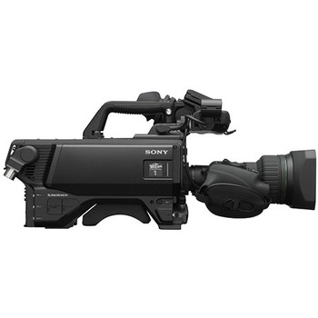 Sony HDC-5500 High performance three 2/3-inch 4K CMOS sensor portable system camera with direct 4K output