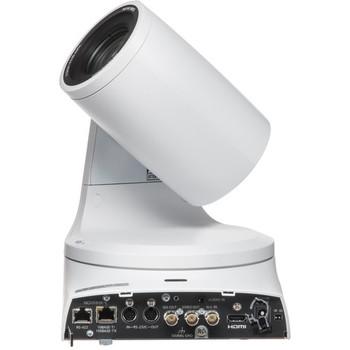 Panasonic AW-HN130WPJ HD Integrated PTZ Camera with NDI|HX (White)