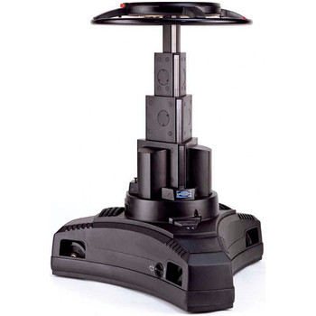 Vinten V3852-0003 Quattro-L 4-Stage Studio Pedestal (Black) - Supports 231.5 lbs (Vector Head not included)