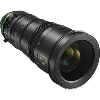Fujinon XK6x20 NM XK20-120mm T3.5 Cabrio Premier Lens (PL Mount, Lens Only, No Servo Motor)