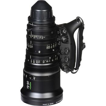 Fujinon ZK4.7X19 19-90mm T2.9 Cabrio Premier PL Lens (ZK4.7x19)