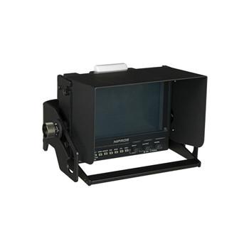 Used NiPros HDF-700 7-inch LCD HD Camera Monitor