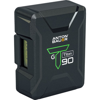 Anton Bauer 8675-0131 Titon 90 Gold Mount Lithium-Ion Battery