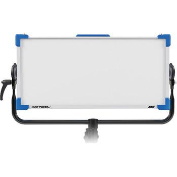 ARRI L0.0007066 SkyPanel S60-C LED Softlight (Blue/Silver, Bare Ends)
