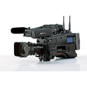 BSTOCK Panasonic AJ-PX380GF P2 HD AVC-ULTRA Camcorder Head, VF & Lens