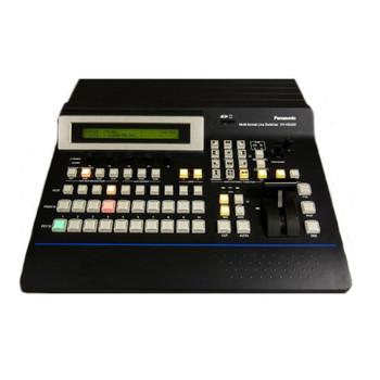 Used Panasonic AV-HS400A (Ver 3 Upgrade) Multi-Format HD-SDI Inputs Switcher