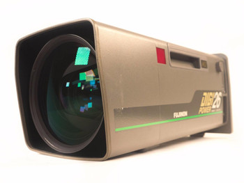 Fujinon HA26x6.7 BESM-E16 DIGI POWER 26 HD Broadcast Lens w/ Controls