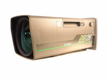 Fujinon HA26x6.7 BESM-E16 DIGI POWER 26 HD Broadcast Lens w/ Controls