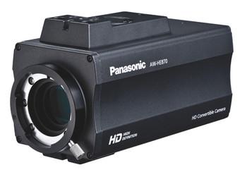 "USED Panasonic AW-HE870N 2/3"" 3-CCD HD/SD Multi-Purpose Camera with AW-HHD870 HD-SDI Option"
