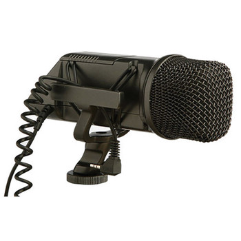 Rode Stereo VideoMic Camera-Mounted Stereo Microphone with X/Y recording