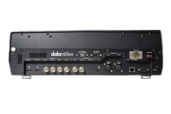 "DEMO Datavideo HS-1200 HD All-In-One 6-Input Mobile Switcher, Graphics, 17"" Monitor"