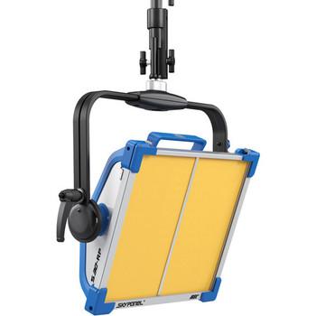 ARRI L0.0007723 SkyPanel S30-RP Daylight LED Remote Phosphor Softlight (Blue/Silver, Edison)