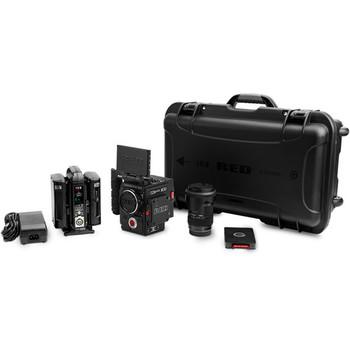 RED Digital Cinema 710-0318 RED DIGITAL CINEMA DSMC2 DRAGON-X Camera Kit
