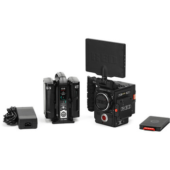 RED Digital Cinema 710-0324 DSMC2 GEMINI Camera Kit