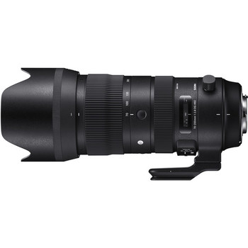Sigma 590954 70-200mm f/2.8 DG OS HSM Sports Lens for Canon EF