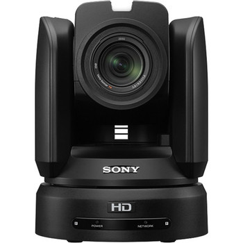 "Sony BRC-H800 HD PTZ Camera with 1"" CMOS Sensor and PoE+ (Black)"