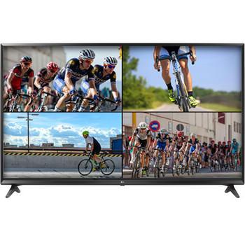 "LG Electronics 49UJ6300 49"" 4K HDR UHD IPS LED Monitor with QUAD Multiview Display"