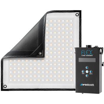 Westcott 7701 Flex Cine Bi-Color Mat 1-Light Set (1' x 1')