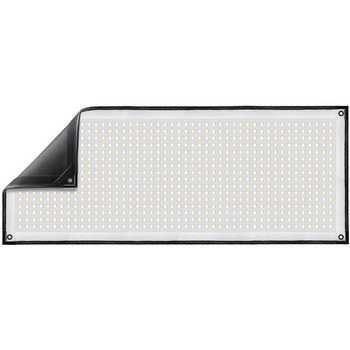 Westcott 7713 Flex Cine DMX Bi-Color Mat 1-Light Set (1' x 3', US/CA Plug)