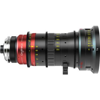Angenieux ANO56152 Optimo Anamorphic 56-152mm Zoom Lens (PL, Feet)