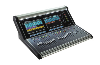 DiGiCo S21 Digital Mixer Surface With 48 Flexi-Channels