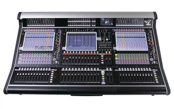 DiGiCo SD7B 253-channel Digital Mixing Broadcast Console with Stealth Digital Processing