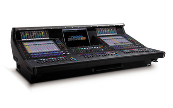 DiGiCo SD5B 124-channel Digital Mixing Broadcast Console with Stealth Digital Processing