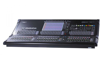 DiGiCo SD10B 96-channel Broadcast Digital Mixing Console
