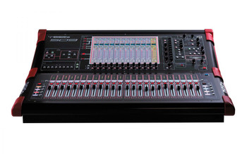 DiGiCo SD9B 48-channel Digital Mixing Broadcast Console with Stealth Digital Processing