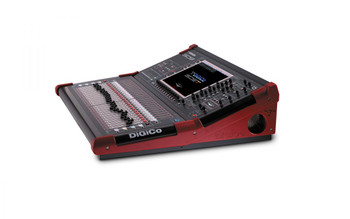 DiGiCo SD9T 48-channel Theatre Digital Mixing Console with Stealth Digital Processing