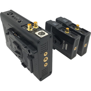 Crystal Video BEAMLINK-DUO BeamLink-Duo 2-Channel Full HD Video Wireless Transmission System