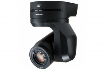 "Panasonic AW-UE150K 4K/UHD Integrated 60p PTZ Camera, 1"" MOS, 20x lens (34x in HD) 12G-SDI & HDMI outputs (Black)"